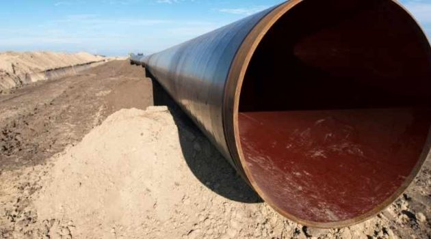 Whitewater Pipeline Project